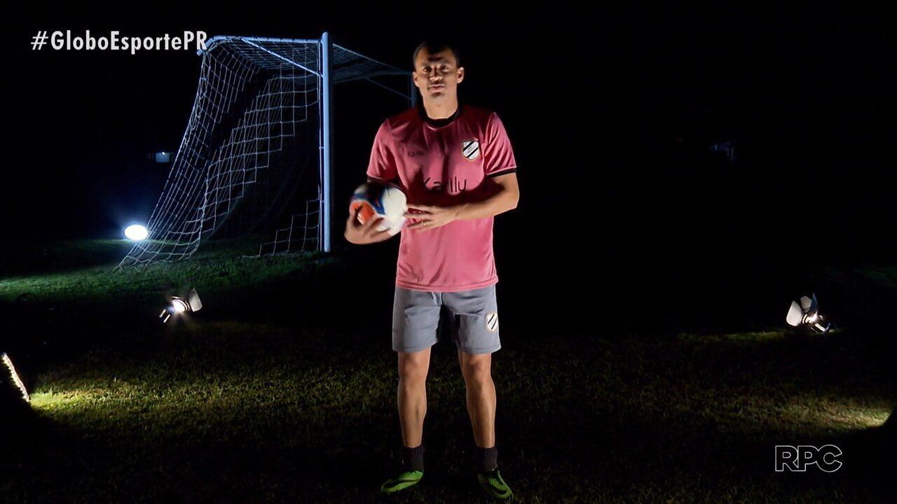 Léo Gago vence a depressão pelo sonho de ser jogador