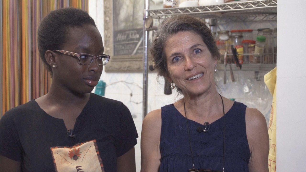 'Imigrantes' conta a história da família da franco-argentina Muriel Brossard