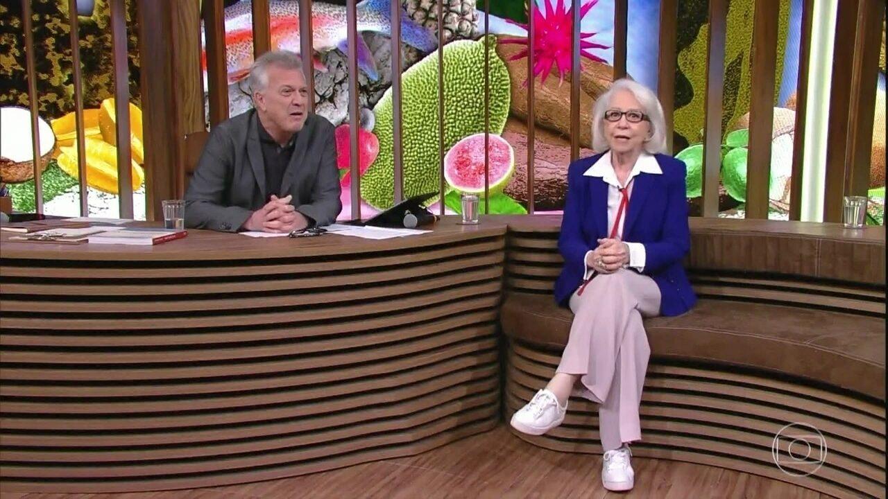 Atriz fala sobre homenagem recebida aos 88 anos
