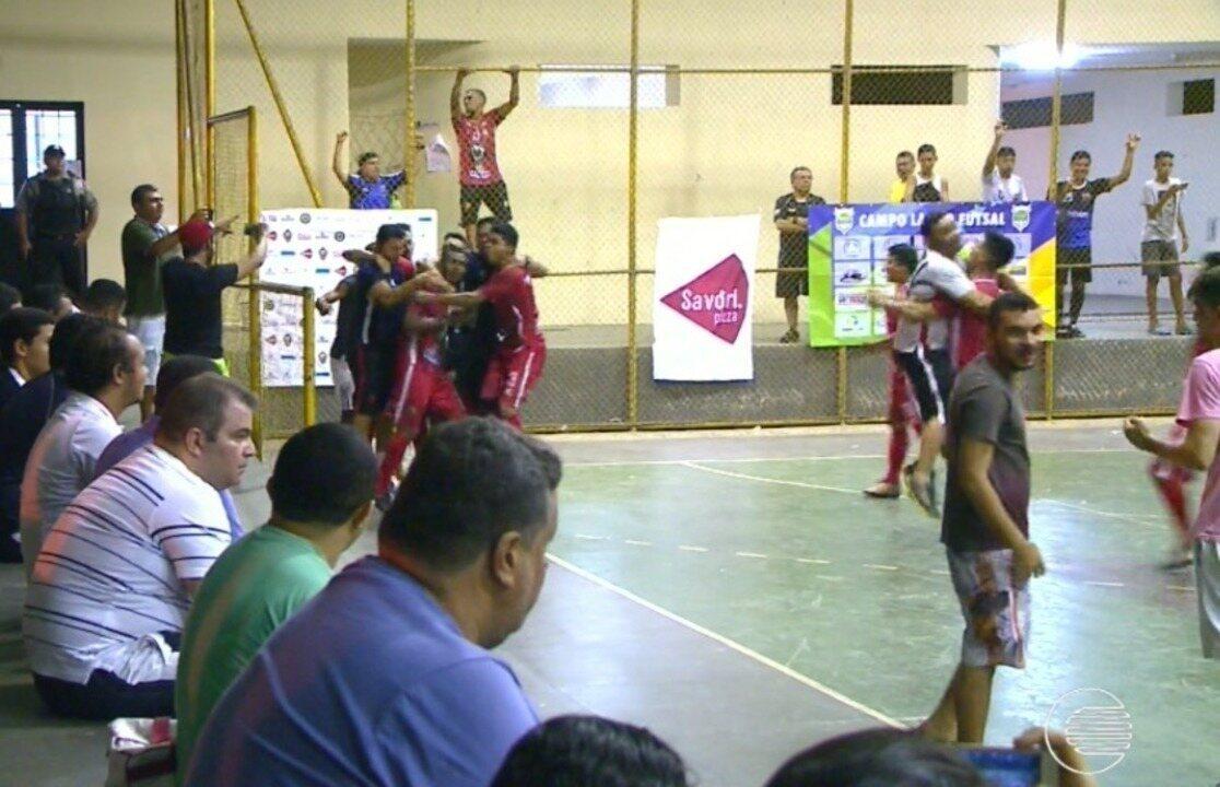JES é campeão do segundo turno do Campeonato Piauiense de Futsal