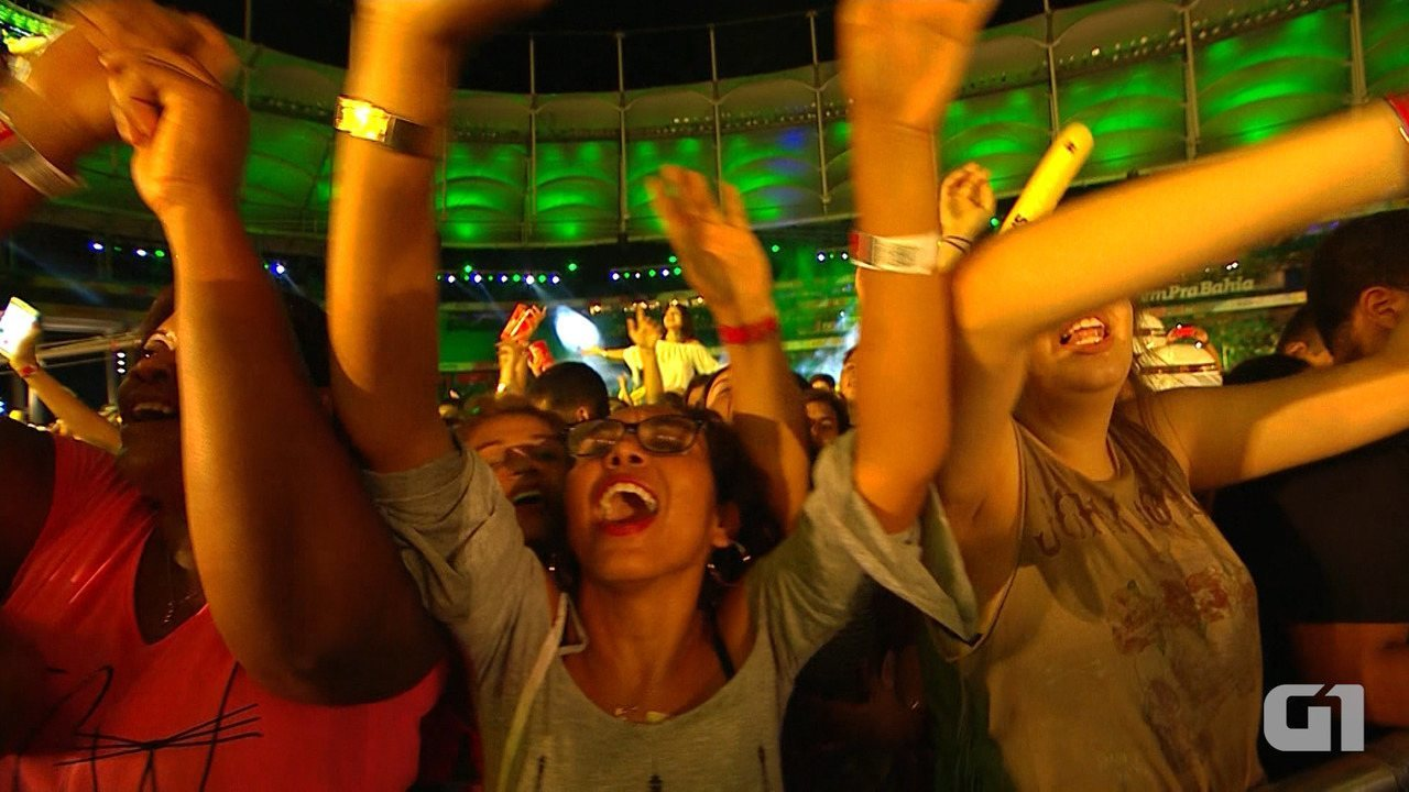 Festival de Verão: Alok toca 'Pelados em Santos'