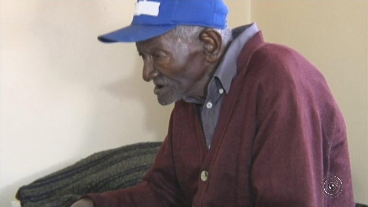 Morre em Bauru, aos 129 anos, homem que poderia ser o mais velho do mundo