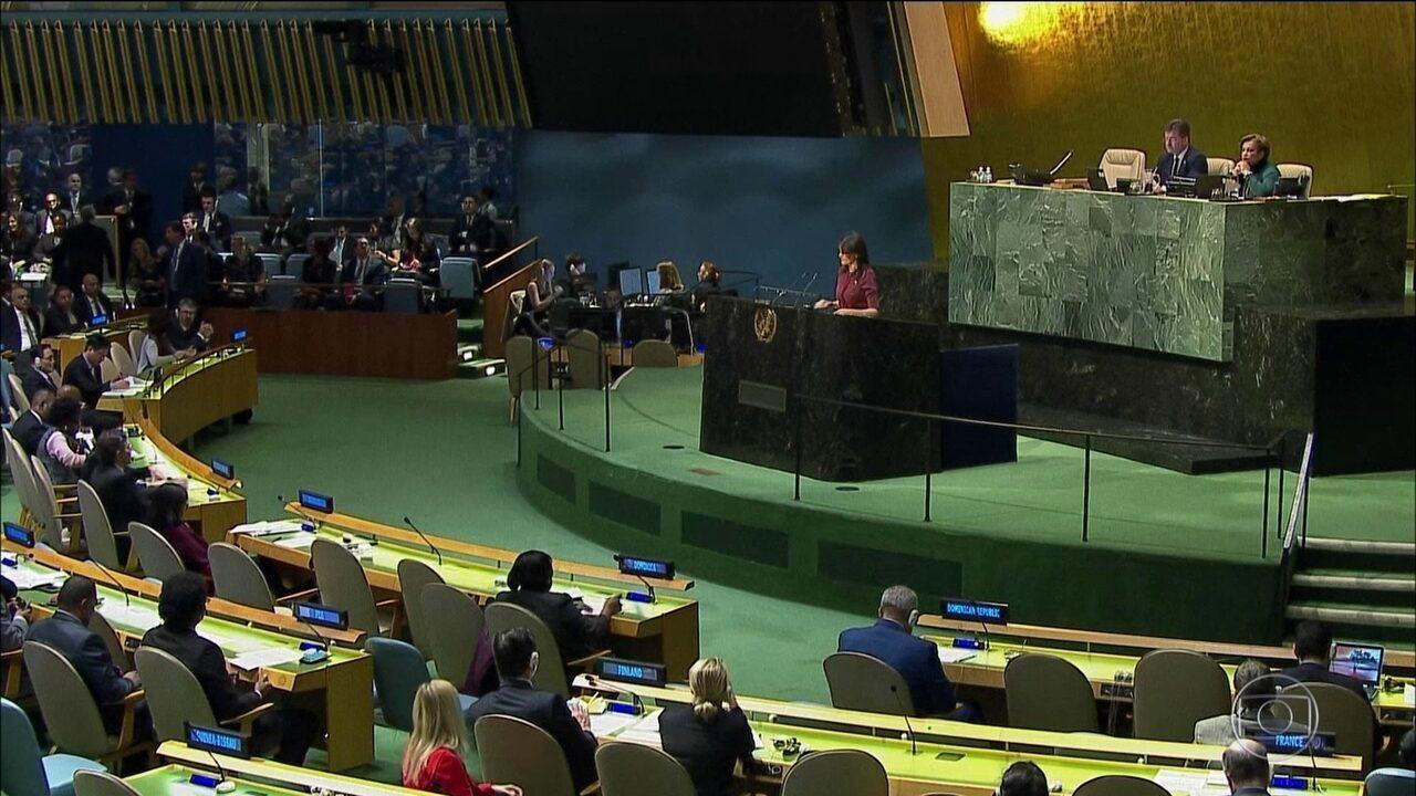 Maioria da ONU se declara contra decisão de Trump sobre Jerusalém