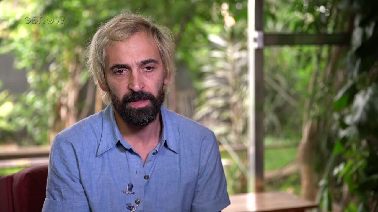 Julio Andrade fala sobre 'A Morte' e efeitos especiais