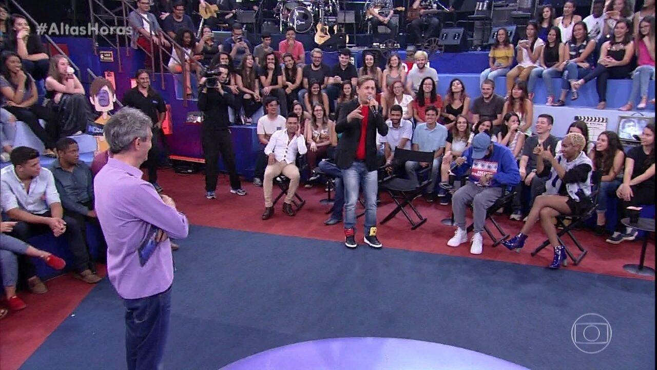 Divirta-se com o Freestyle de Tom Cavalcante com Emicida