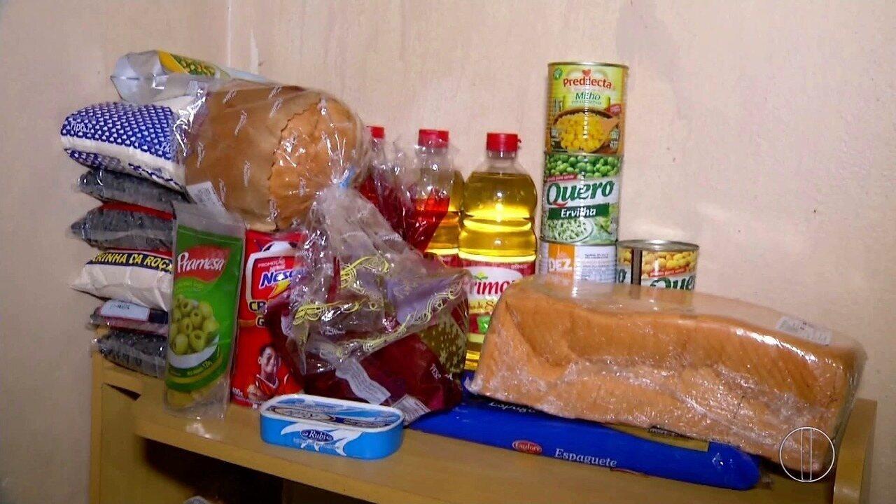 Ato de solidariedade ajuda na ceia de Natal de servidora do estado em Teresópolis, no RJ