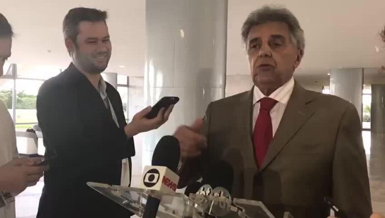 Beto Mansur diz que medida anunciada por Marun 'não tem cabimento'