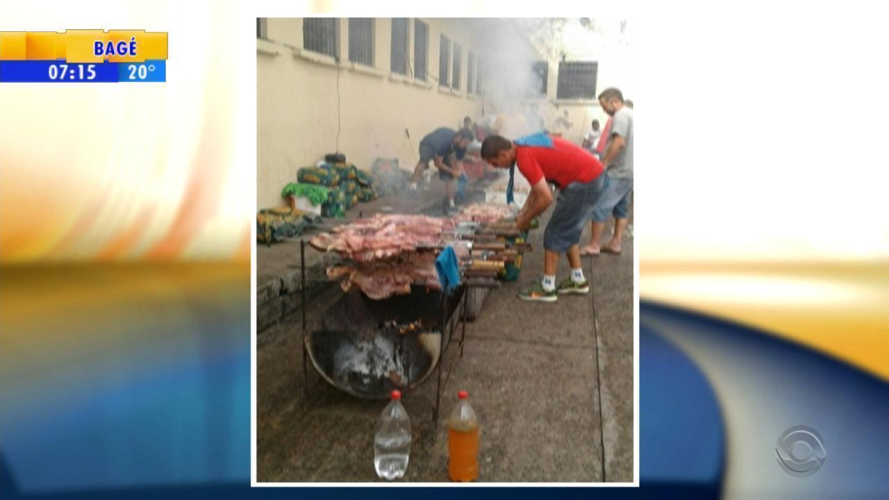 MP vai investigar caso de churrasco em presídio de Santa Cruz do Sul