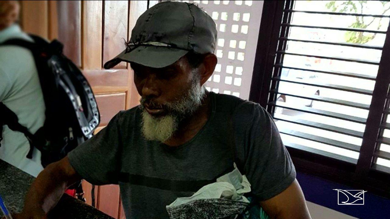 Resultado de imagem para Morador de rua é preso com mais de R$ 40 mil no Maranhão