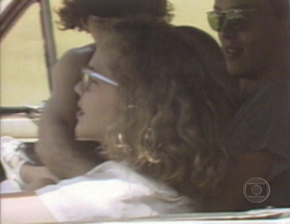 'Bebê a Bordo': Ana tenta raptar Heleninha, mas acaba levando um tiro