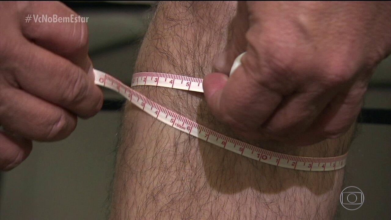 Exercícios e alimentos ricos em proteína ajudam a retardar a perda de massa magra