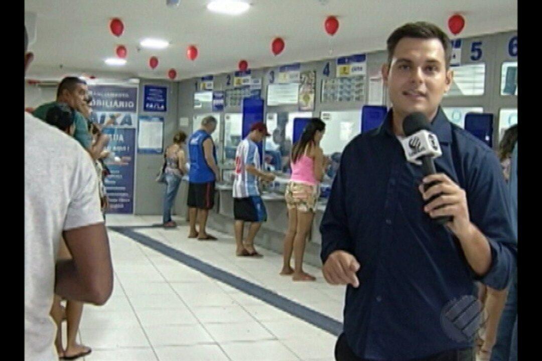 Prêmio da Mega da Virada saí para grupo que fez bolão em lotérica da Marambaia, em Belém