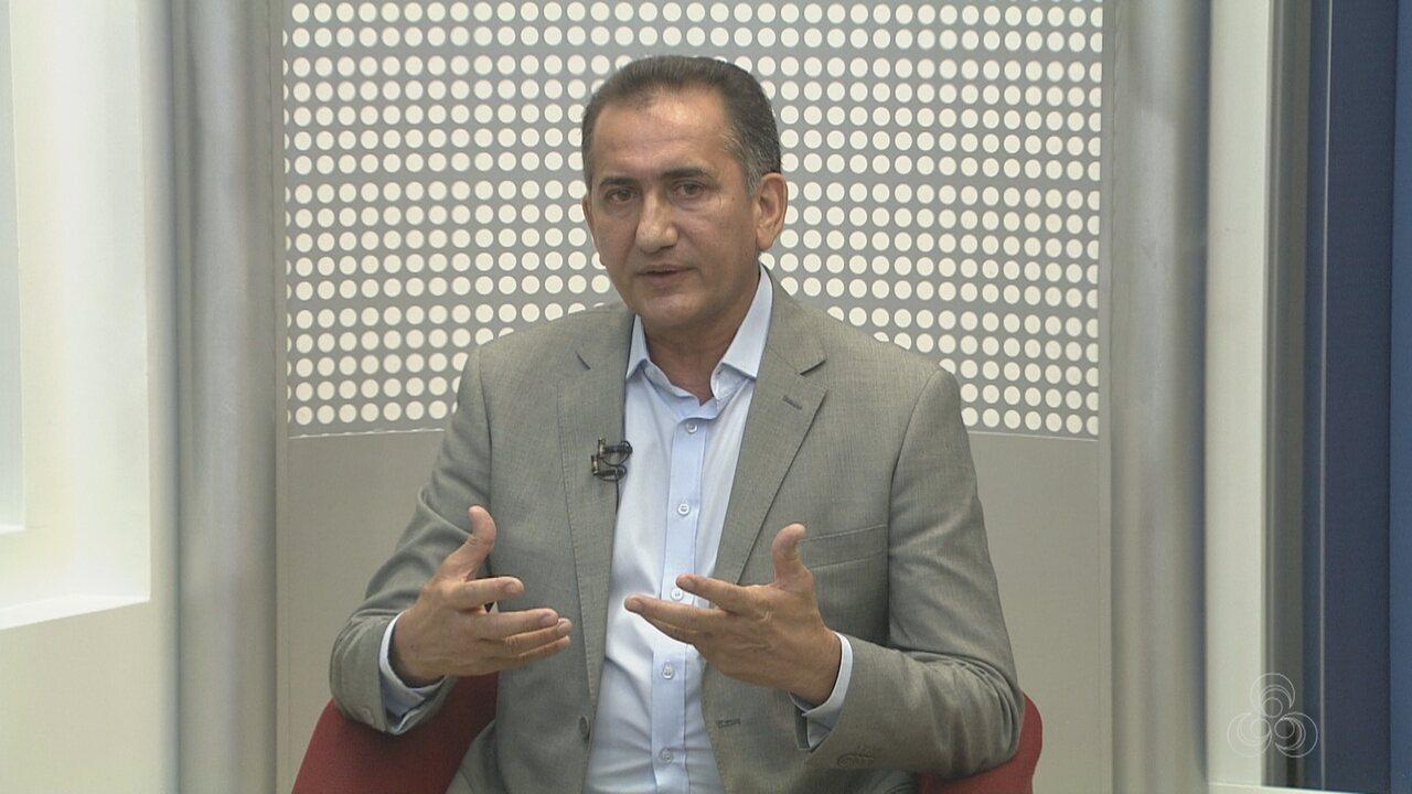 Governador do Amapá avalia gestão do ano de 2017