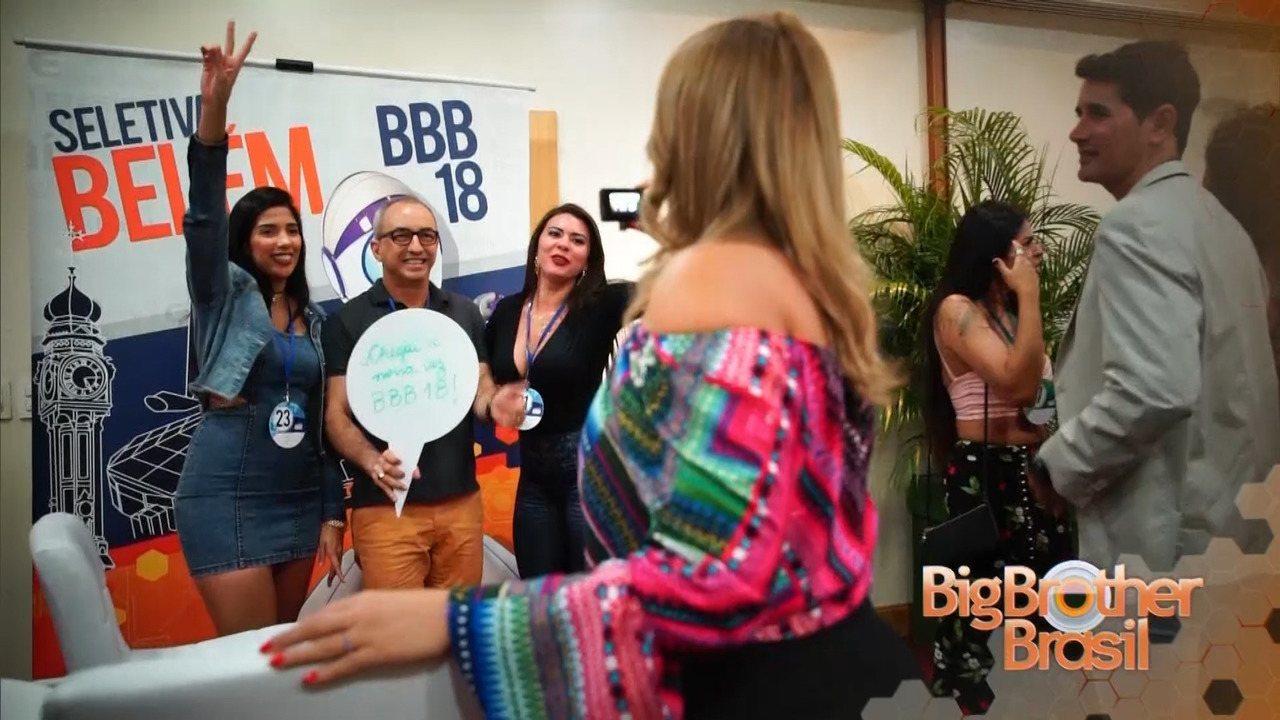 BBB - O lugar onde todo mundo quer estar