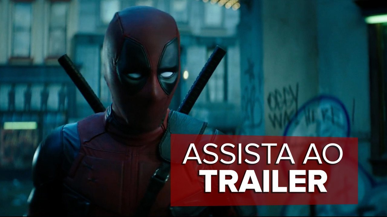 Assista ao trailer de 'Deadpool 2'