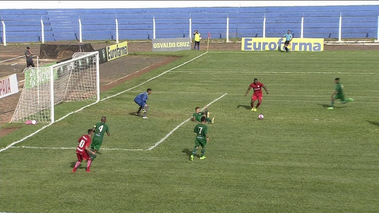 Melhores momentos  Internacional 2 x 0 Boavista pela 1ª rodada da Copa São  Paulo 251d6278ba155
