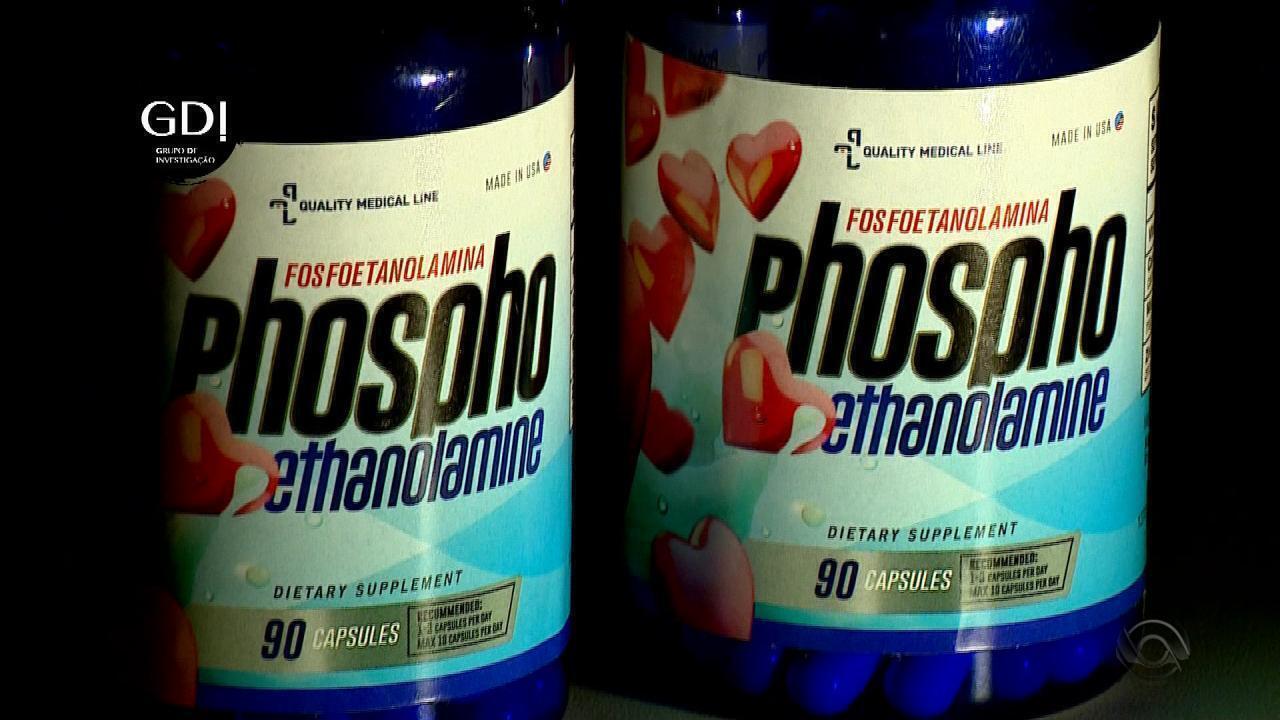 Polícia faz operação contra quadrilha suspeita de vender suplemento como fosfoetanolamina