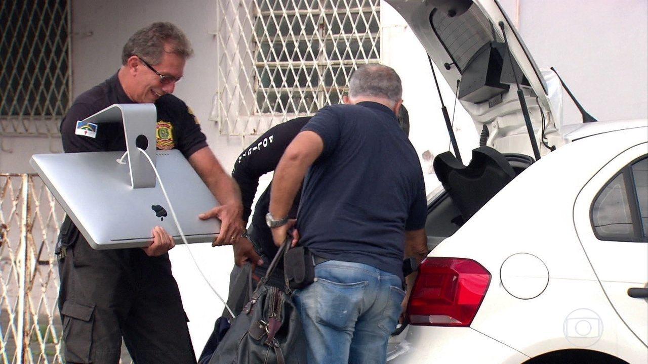 Polícia desarticula associação criminosa envolvida em pirâmides financeiras