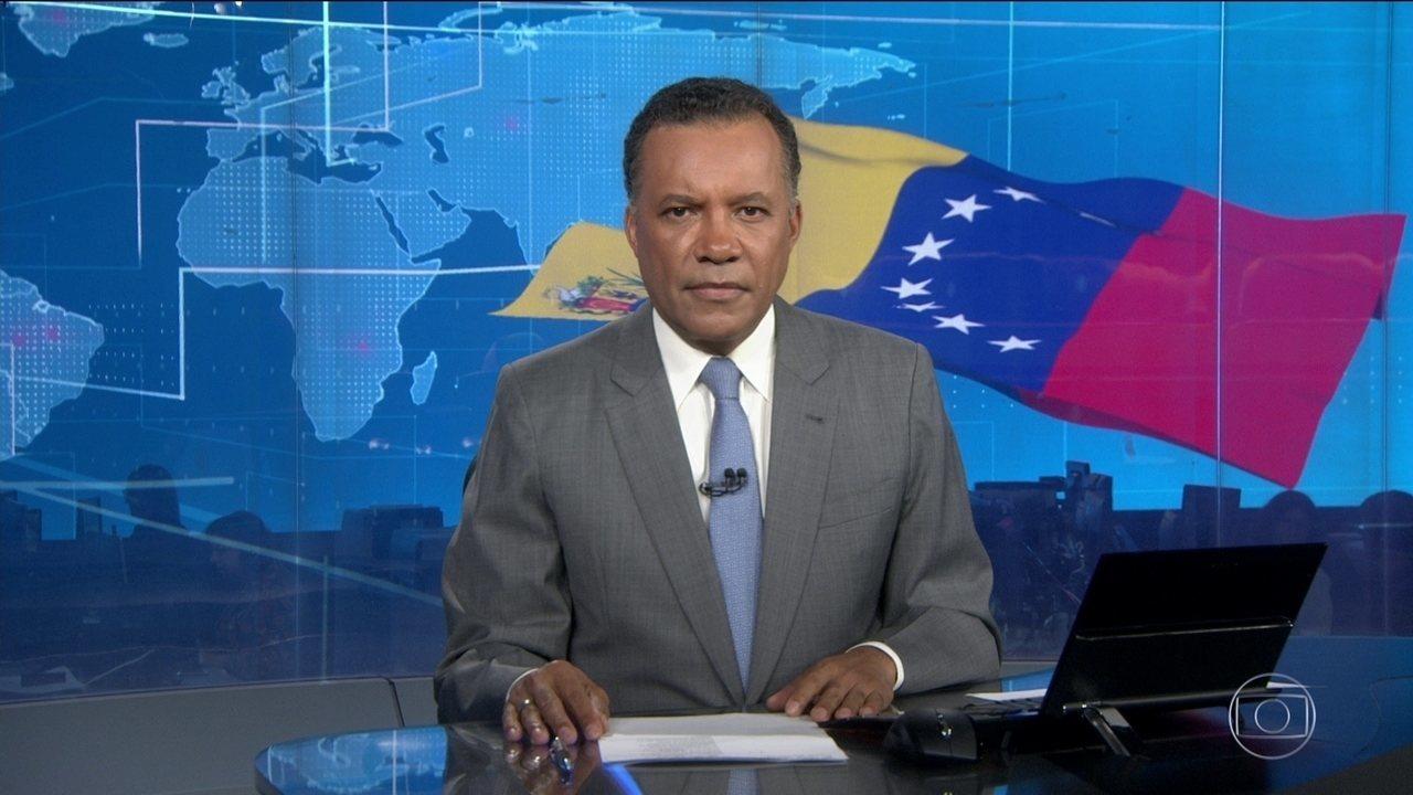 Venezuela confirma prisão de brasileiro acusado de criticar o governo