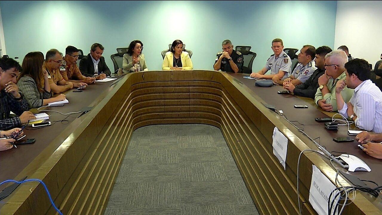 Policiais e governo do RN não fecham acordo, e paralisação continua