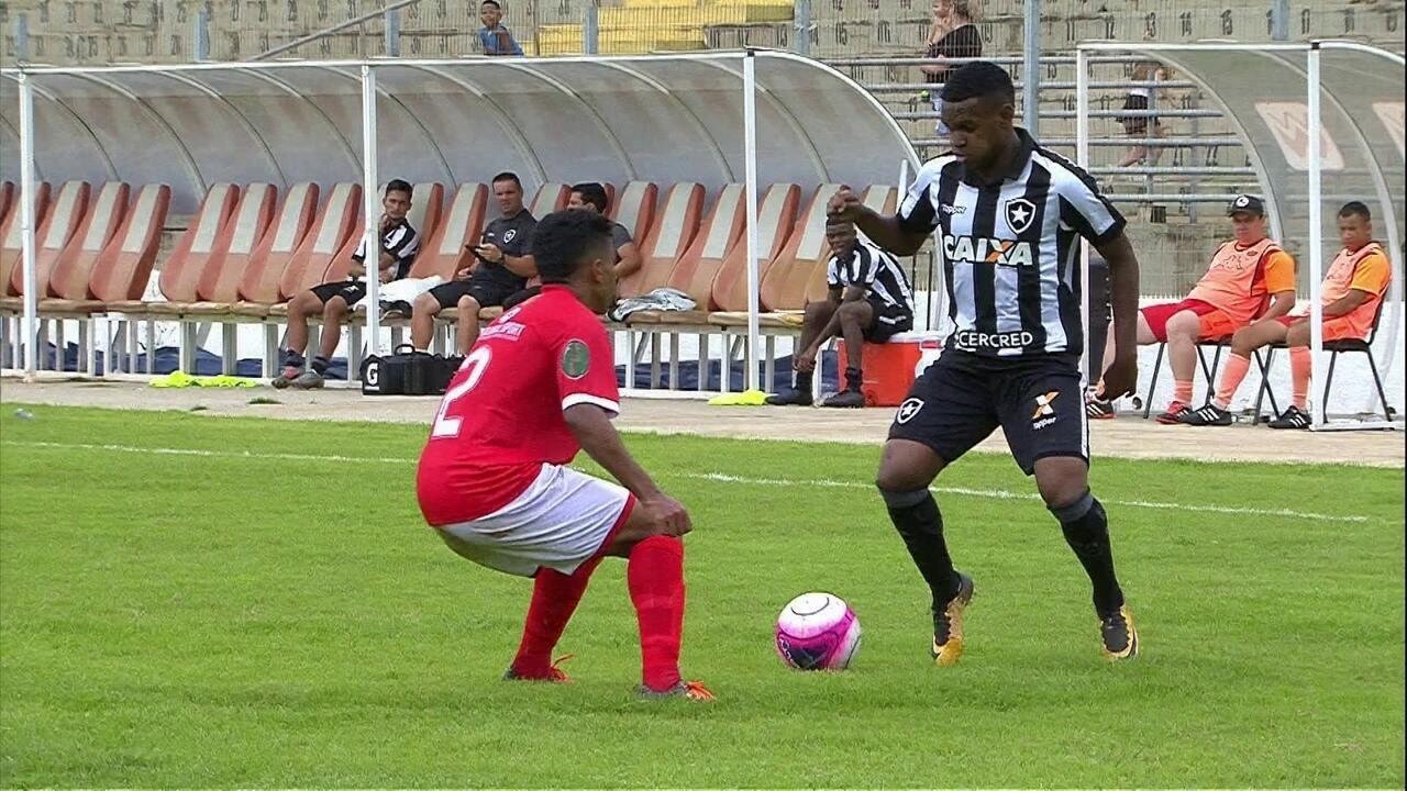 Melhores momentos de River-PI 0 X 7 Botafogo pela Copa SP de Futebol Júnior e23b431f68330