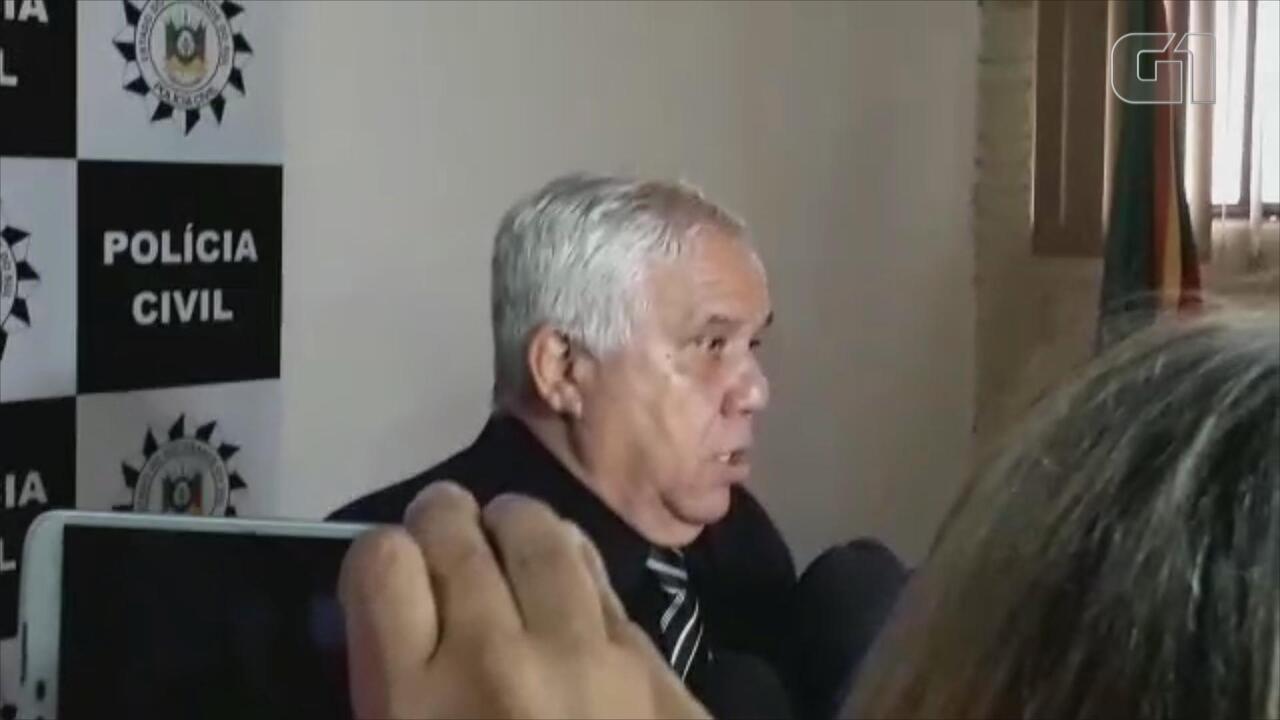 Delegado fala sobre morte de duas crianças em ritual satânico no RS