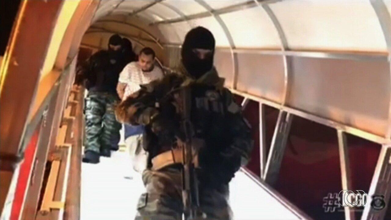 Líder de facção pagou R$ 100 mil pela fuga e levava vida de luxo no RJ, diz delegada