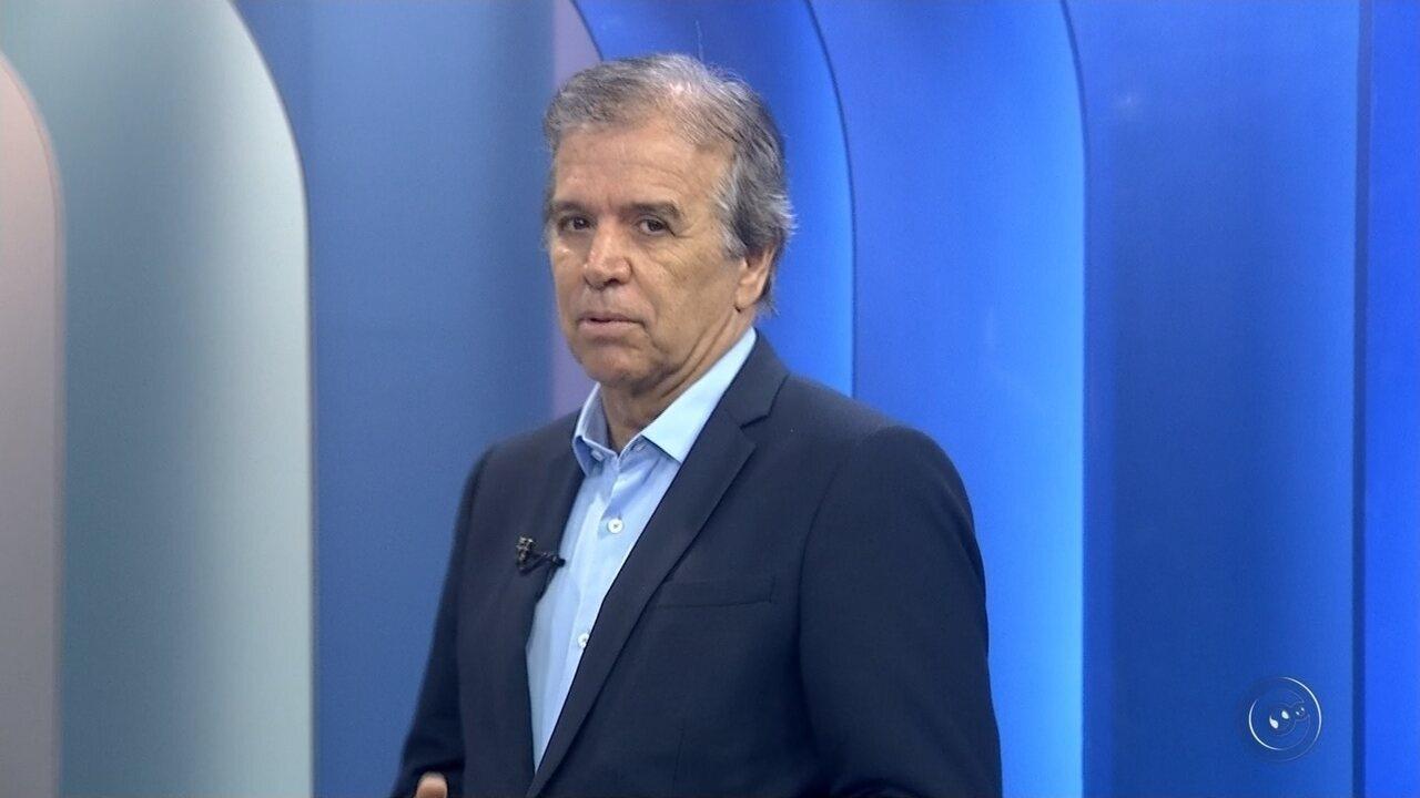 Edinho Araújo faz balanço do primeiro ano de governo em Rio Preto