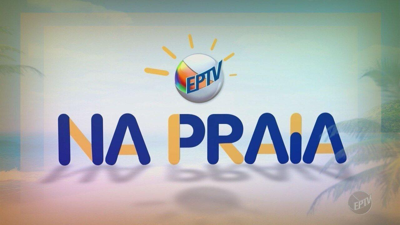 'EPTV na Praia' dá dicas de como aproveitar o litoral paulista sem dores de cabeça