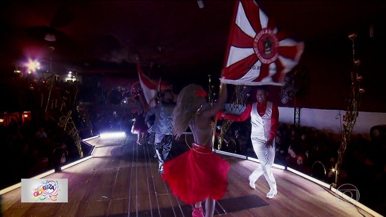 Dragões da Real fala do interior do país e da música caipira no Carnaval 2018