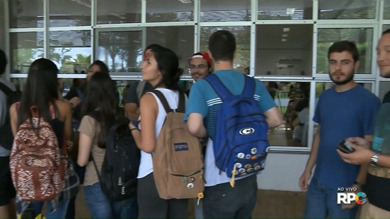 Restaurante universitário da UEL não vai servir janta por um mês