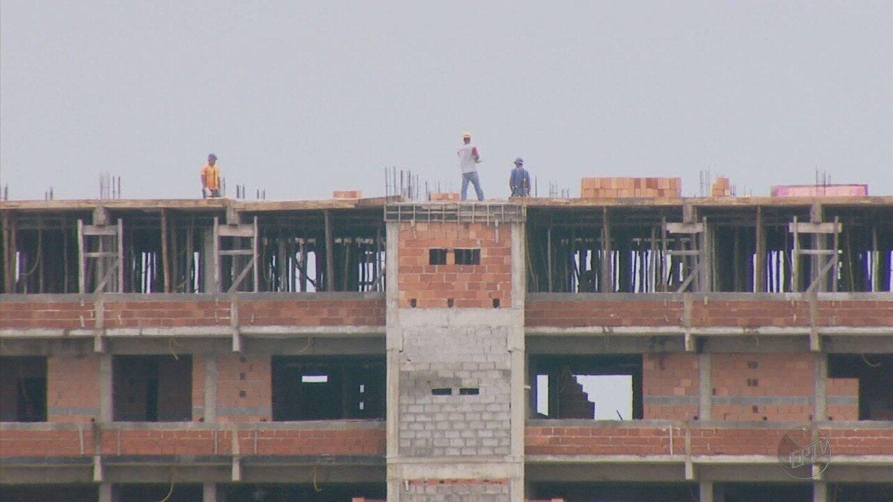 Furtos na construção civil crescem 58% em um ano em Varginha (MG)