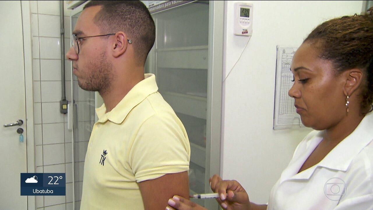 Aumenta procura pela vacina da febre amarela mesmo fora das áreas de risco