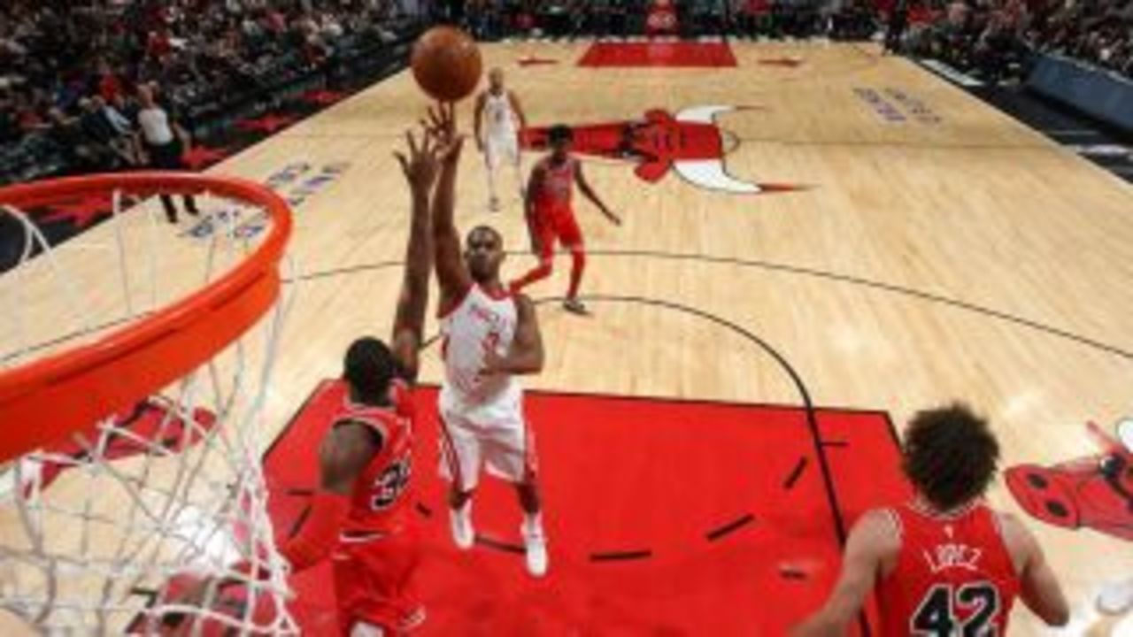 Melhores momentos: Houston Rockets 116 x 107 Chicago Bulls pela NBA