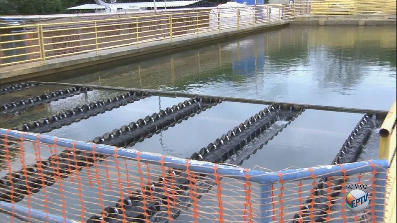 Saema adota medida emergênciais para evitar falta de água em Araras, SP