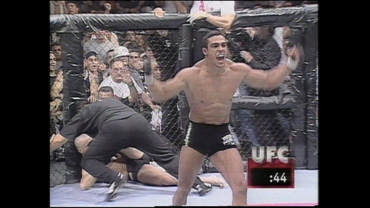 UFC St. Louis: Luta de Vitor Belfort é cancelada