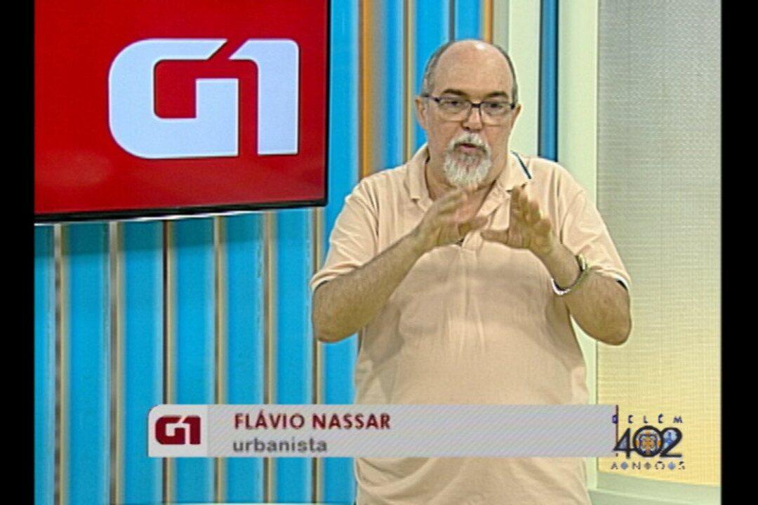 Belém 402 anos: Urbanista Flávio Nassar aponta problemas e soluções para a cidade