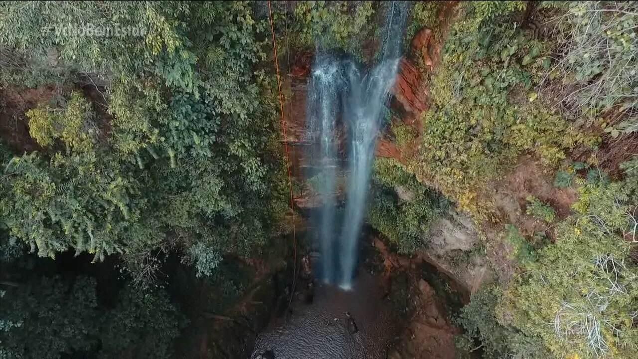 Como evitar bactérias na cachoeira