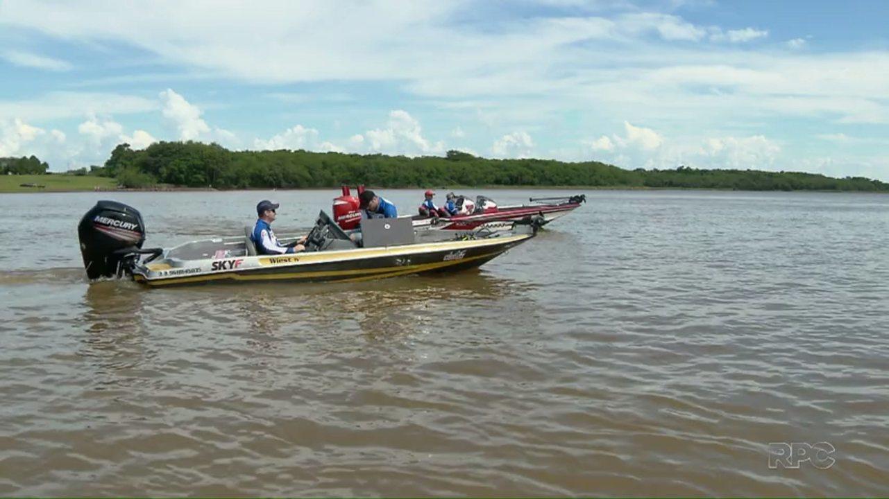 Pesca esportiva é destaque nos rios e lagos da região