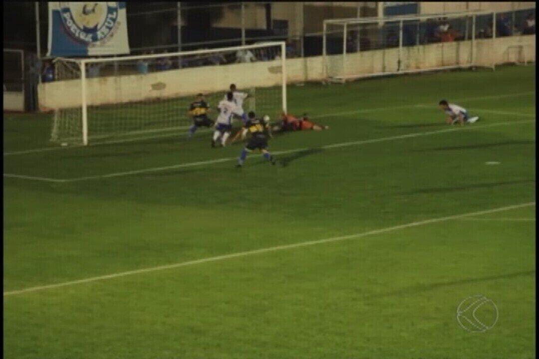 URT perde para Paracatu no último amistoso antes da estreia  109b3d41c6ed5