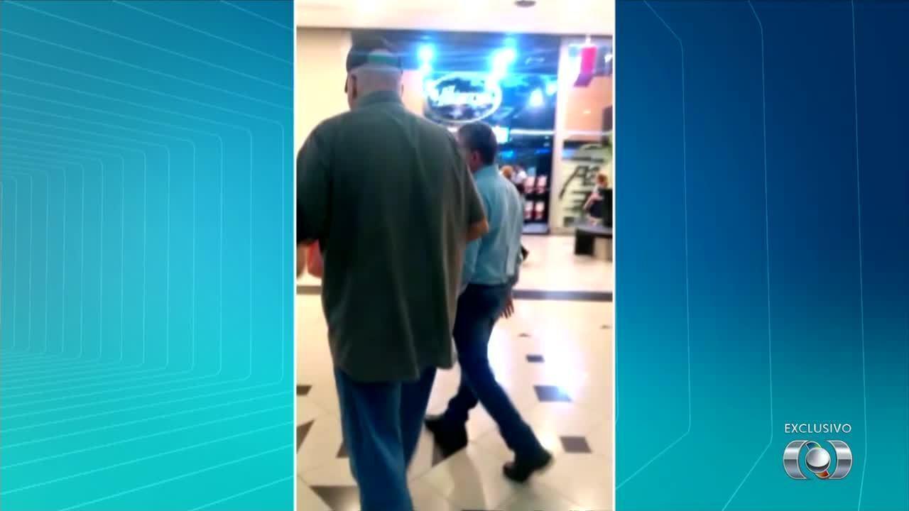 Médico suspeito de matar ex-mulher foi preso em shopping de Anápolis, GO