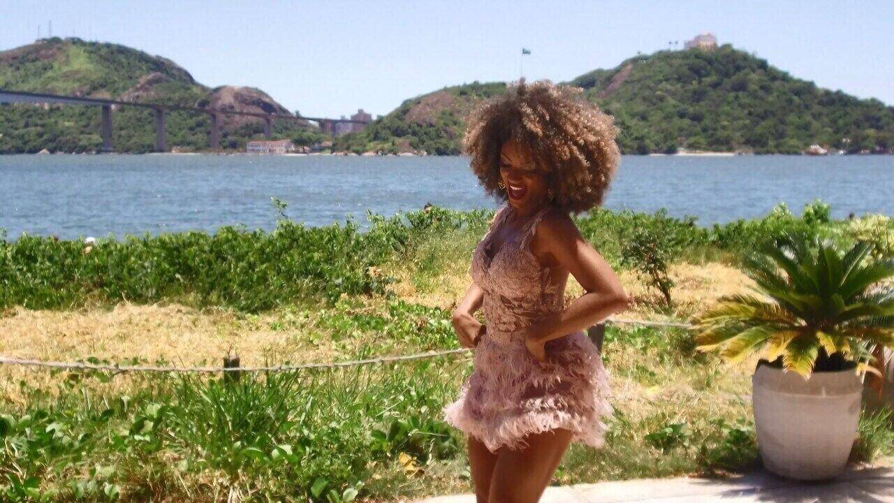 Conheça Raiane Leandro, a candidata da Piedade no Garota do Samba 2018
