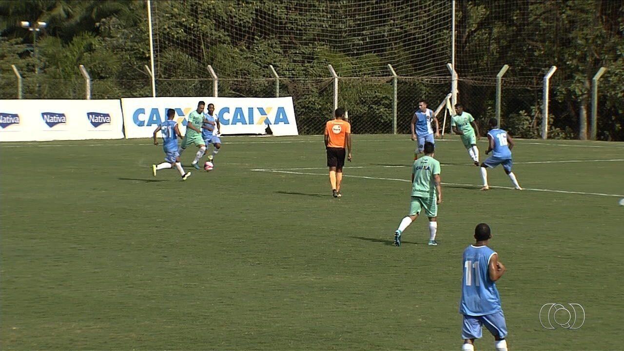 Goiás apresenta Rafinha e se prepara para duelo contra a Aparecidense
