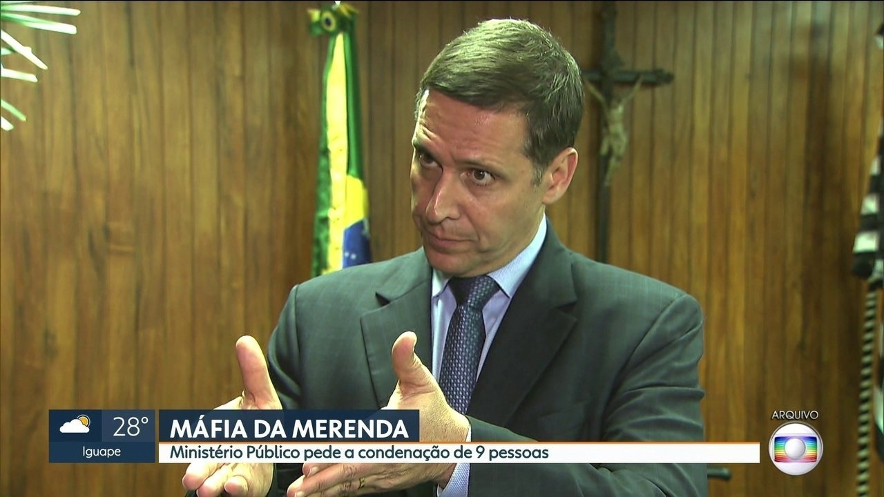 Fernando Capez é denunciado por corrupção na 'máfia da merenda'