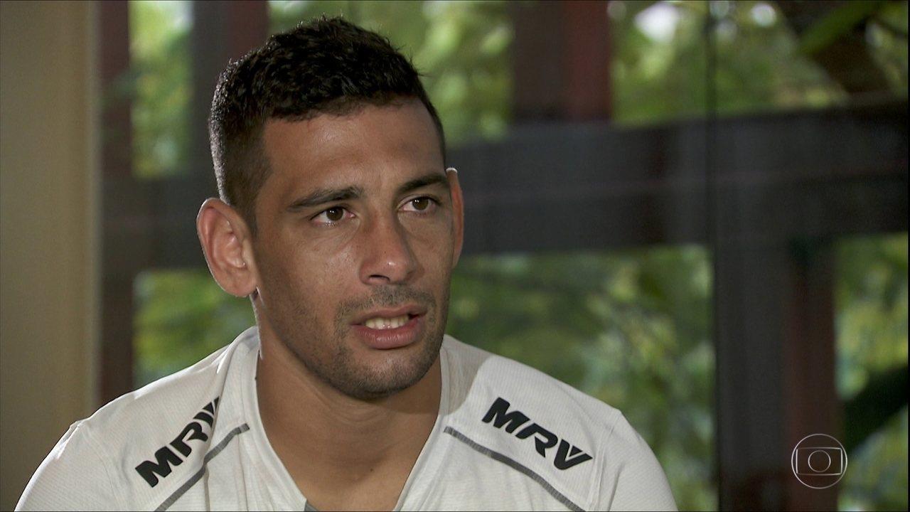 Diego Souza faz projeção de ano no São Paulo e sonha com a Copa do Mundo