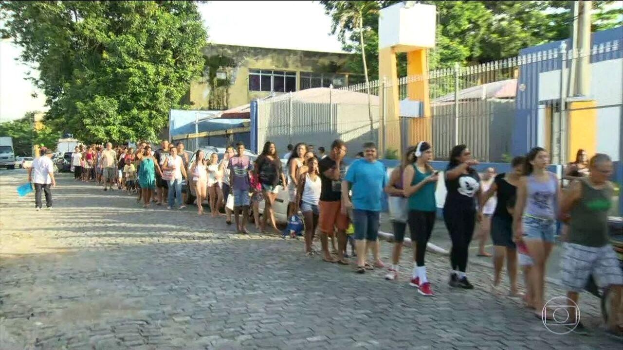 Aumenta a busca por vacina da febre amarela no Rio
