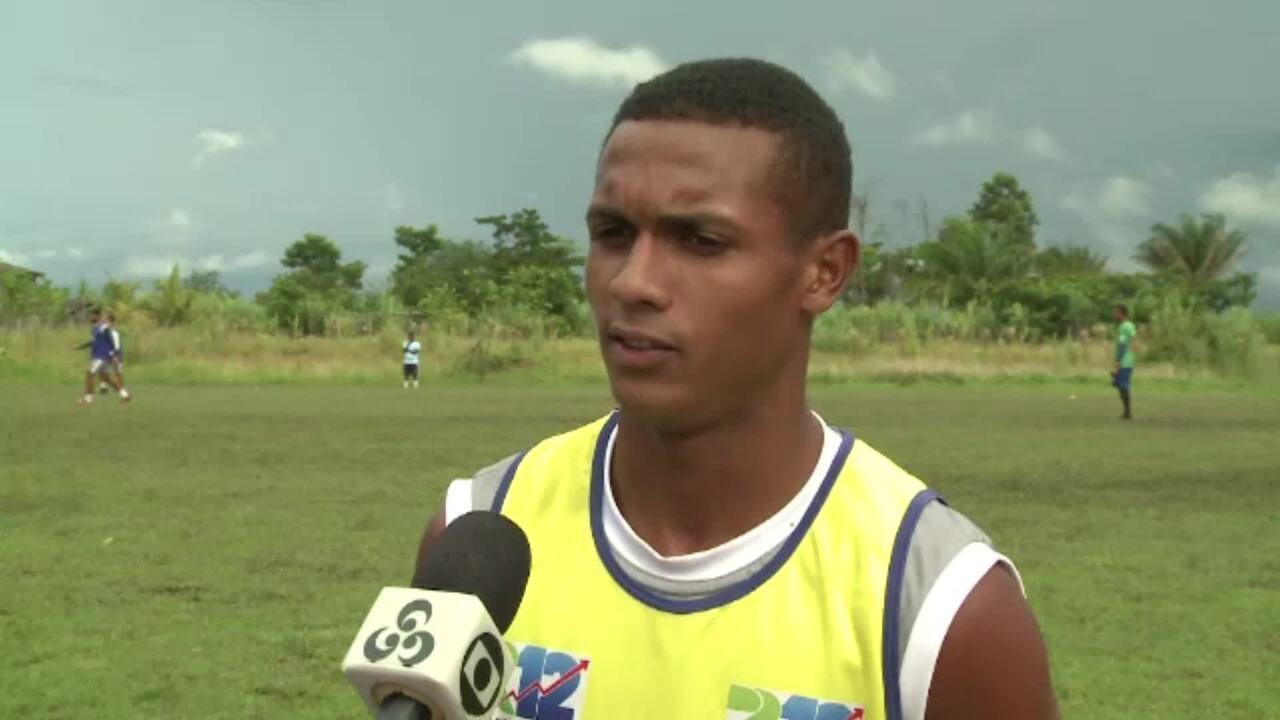 Globo Esporte Acre conta um pouco sobre o atacante Igor Goulart, do Atlético-AC