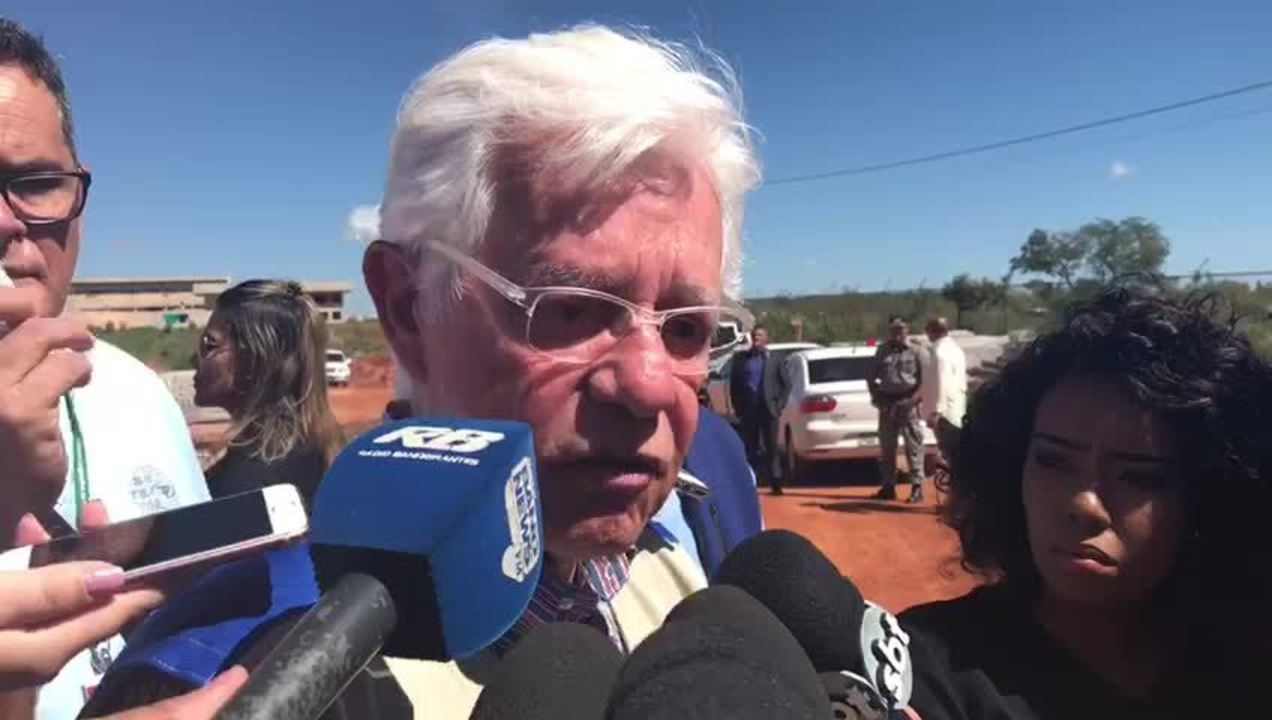 Moreira Franco diz que tinha relação funcional com vice-presidente da Caixa