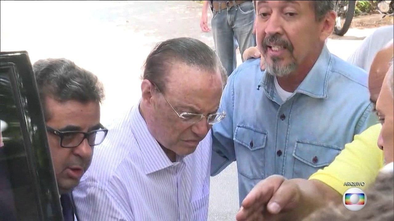 Maluf tem pedido de prisão domiciliar negado na Justiça do DF