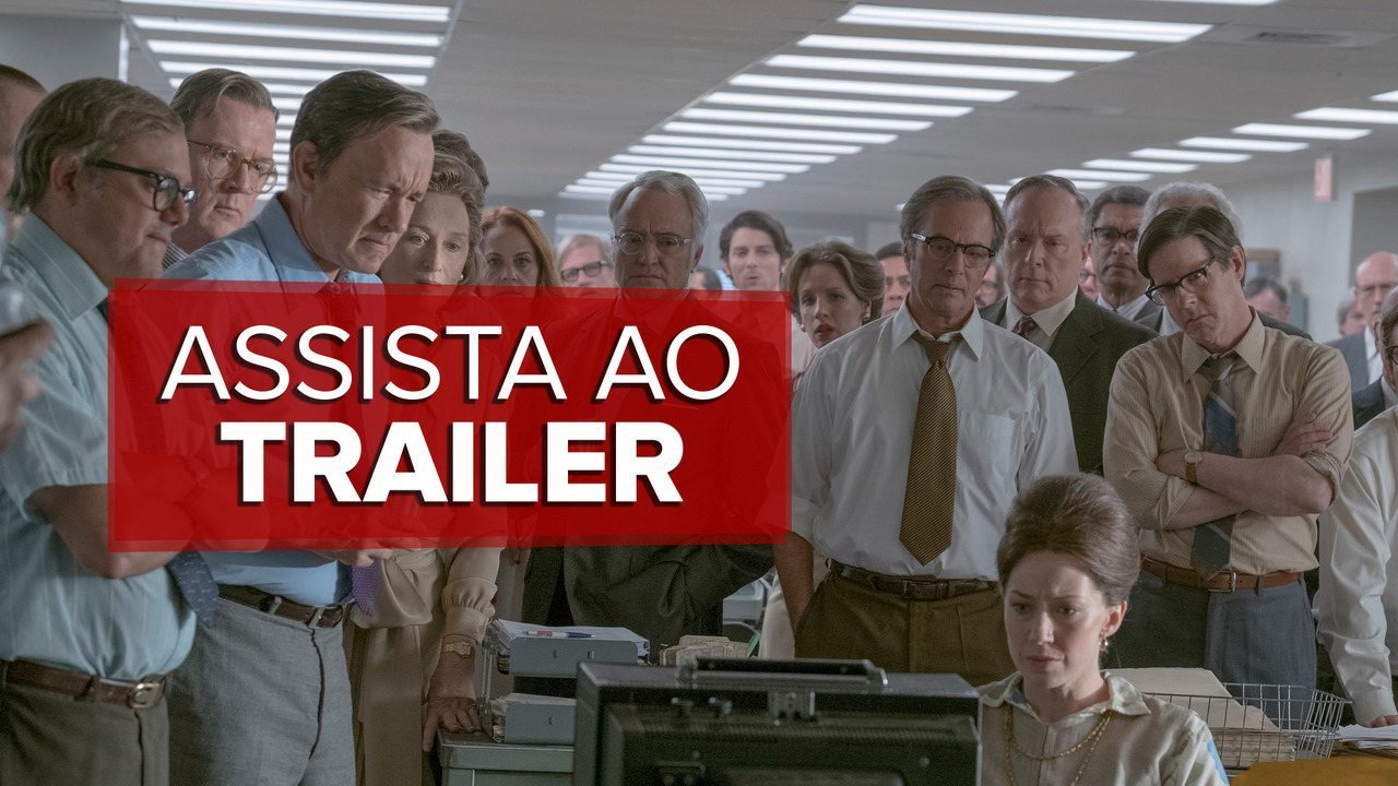 Trailer de 'The Post'